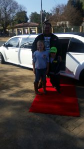 Mini Cooper Limousines Happy Clients