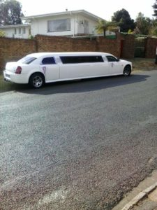 Limousine Hire South Africa